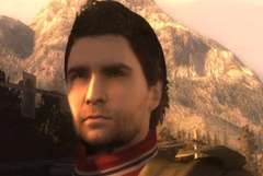 Alan Wake looks like Christian Bale to Gus