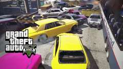 TRAFFIC CRAM JAM - GTA 5 Gameplay