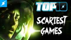 Top 10 Scariest Games (HAPPY HALLOWEEN 2015!)
