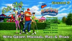 3D Ultra MiniGolf Adventures Episode 5