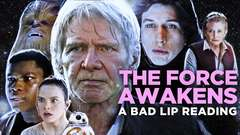 The Force Awakens Bad Lip Reading