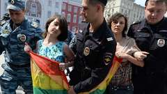 Russian Gay Propaganda Law