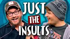 (Best) Worst Insults - On The Spot: Just the Bits