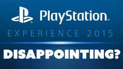 PSX 2015: Where Are the Games?