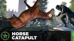 Assassin's Creed Syndicate - Horse Catapult