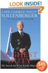Chesley Sullenberger's book