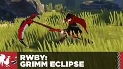 RWBY Grimm Eclipse Greenlight