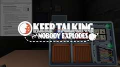 Keep Talking and No One Explodes