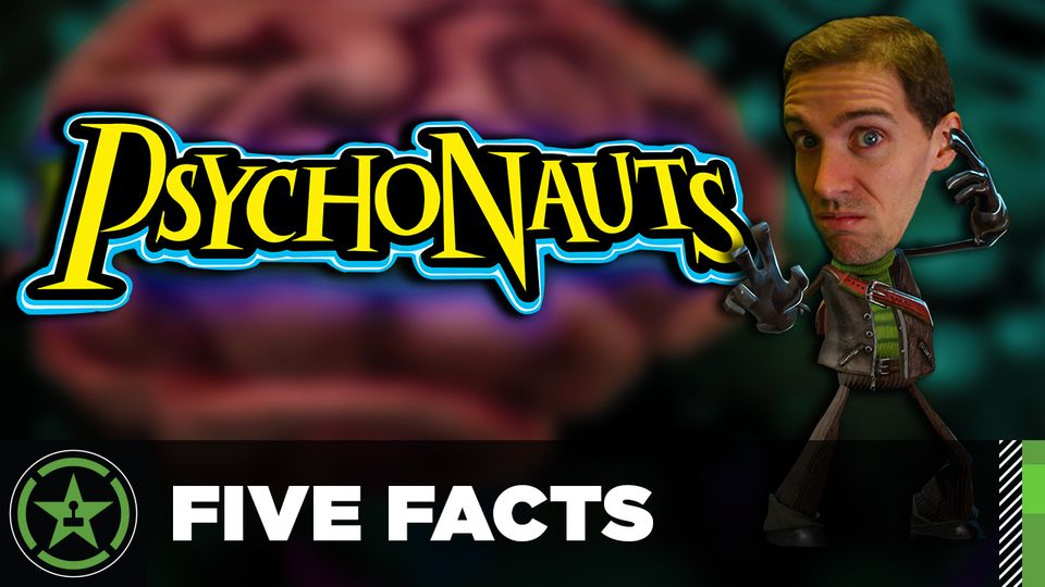 Psychonauts (Featuring Funhaus!)