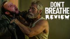 DON'T SEE DON'T BREATHE? (spoilers) - Movie Podcast