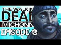 THE TRADE - The Walking Dead Michonne - What We Deserve Part 2