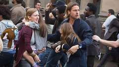 Brad Pitt EW Interview on World War Z