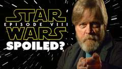 Mark Hamill SPOILS Star Wars Episode VIII? Not so fast.
