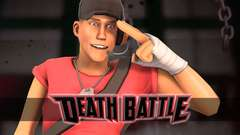 Scout enters DEATH BATTLE!