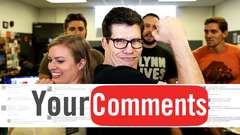 OUR CONTENT SUCKS - Funhaus Comments #20