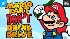 Mario Kart 8: Don't Drink & Drive