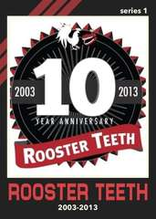 Rooster teeth trading cards
