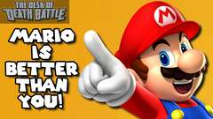 Mario is Better than You!