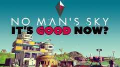 No Man's Sky MAJOR UPDATE: It's GOOD Now!?