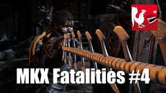 Mortal Kombat X - Fatalities Part 4