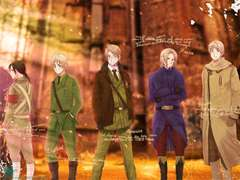 The Allies (Hetalia)