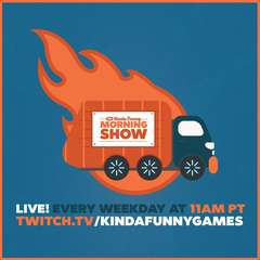 Ogg on Kinda Funny Morning Show