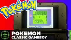 Pokemon Red & Blue – Classic Gameboy Feature