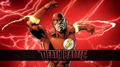 The Flash Races Into DEATH BATTLE!