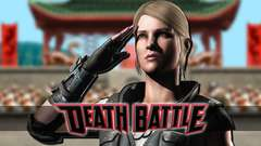 Sonya Blade Cuts into DEATH BATTLE!