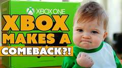 XBOX ONE Making A Comeback?