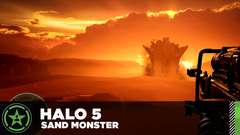 Halo 5 - Sand Monster
