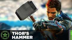 Just Cause 3 - Thor's Hammer Easter Egg