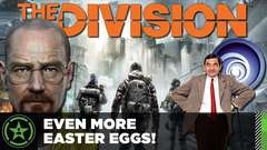 The Division – Mr. Bean, Ubisoft Office, and Breaking Bad Easter Eggs