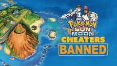 Pokemon Sun & Moon Pirates BANNED FOREVER