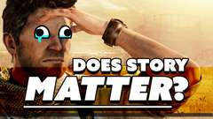 Video Games NEED a Story? - #17