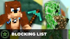 Let's Play Minecraft Episode 176 - Blocking List