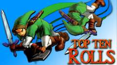 Top 10 Rolls in Video Games