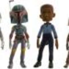 Empire Strikes Back Xbox Live avatar gear