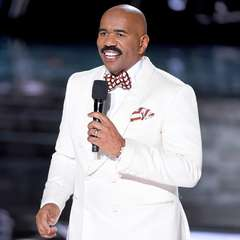 Steve Harvey Curb Miss Universe
