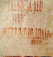 Pompeii Graffiti Translated