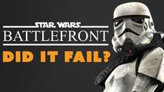 Star Wars Battlefront Sales SUCK?