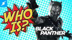 Black Panther is One Fly Motha...