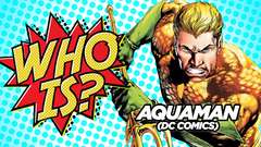 AQUAMAN CONTROLS ZOMBIE SEA PEOPLE??