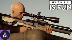 Let's Play Hitman - Murder. Death. Kill. YES!!!