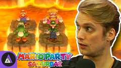 Mario Party Saturday - You Know What? Not THAT Bad: Mario Party 10