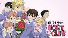 Ouran Highschool Host club