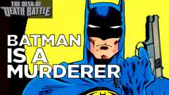 Batman Is A Murderer