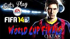 Let's Play - 2014 FIFA World Cup