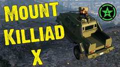 GTA V - Mount Killiad X