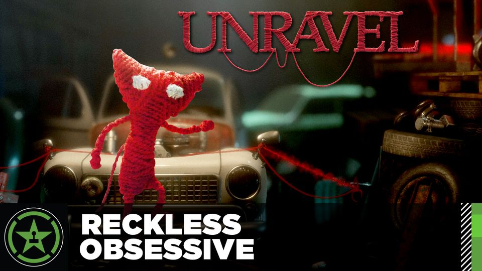 Unravel - Obsessive and Reckless Achievements